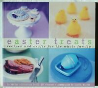 Paperback Book Easter Treats By Jill O'connor - Recipes, Crafts & Decorating