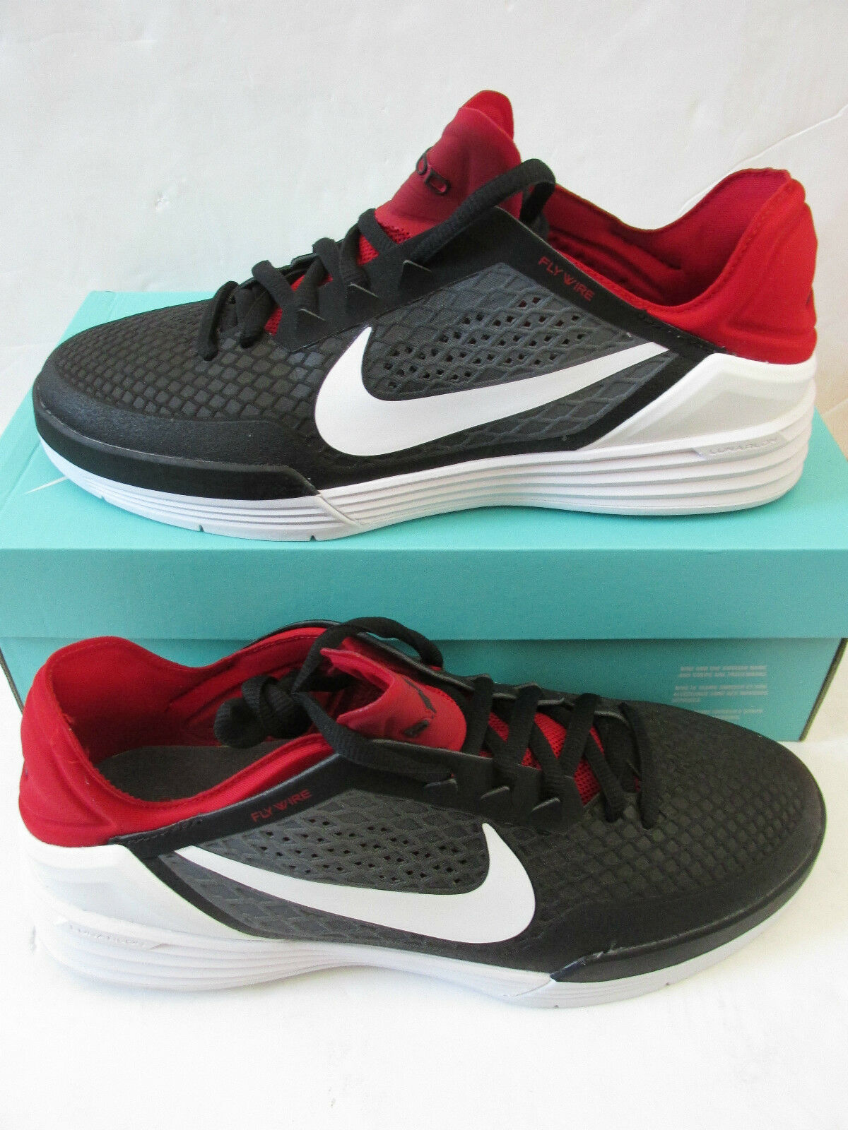 Nike paul rodriguez 8 Uomo formatori 654158 016 scarpe, scarpe