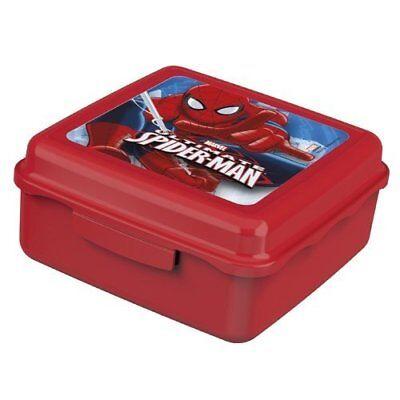 Lunchbox Blau Marvel AVENGERS Sandwichbox Brotdose