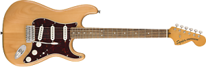 Fender Squier Classic Vibe in den 70ern Stratocaster Electric Guitar in Natural Finish