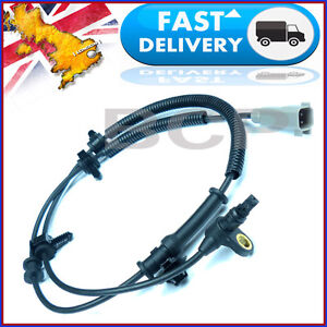 JEEP GRAND CHROKEE COMMANDER 2005-2010 ABS SENSOR FRONT LEFT = RIGHT Brand New