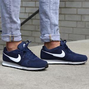 Détails sur Nike MD Runner 2 Midnight Navy Chaussures Sneaker Homme 749794 410 Bleu afficher le titre d'origine