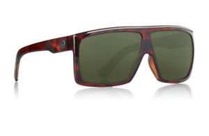 New-Dragon-Fame-Sunglasses-Shiny-Tortoise-Green-Lens-22949-240-RRP-180