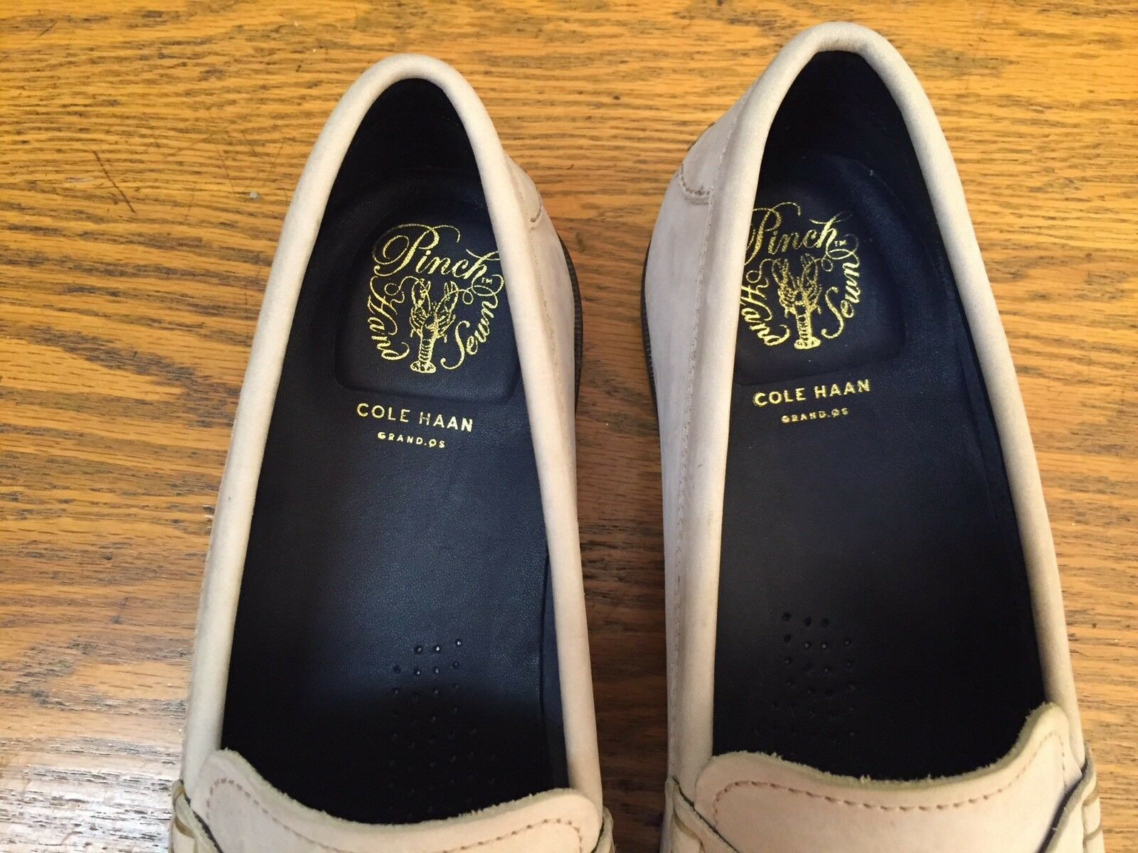 COLE HAAN Uomo PINCH FRIDAY FRIDAY FRIDAY TASSEL CONTEMPORARY LOAFERS C27599 NEW SIZE 11.5 ee176f