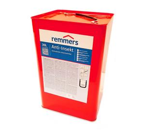 Remmers-Anti-Insekt-Bekaempfendes-Insekten-30-L-alle-Farben