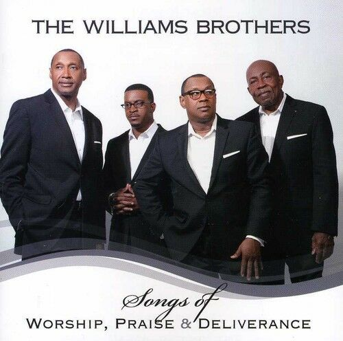 The Williams Brother - Songs of Worship Praise & Deliverance [New CD]