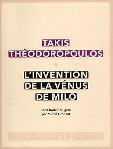 L-039-INVENTION-DE-LA-VENUS-DE-MILO-TAKIS-THEODOROPOULOS