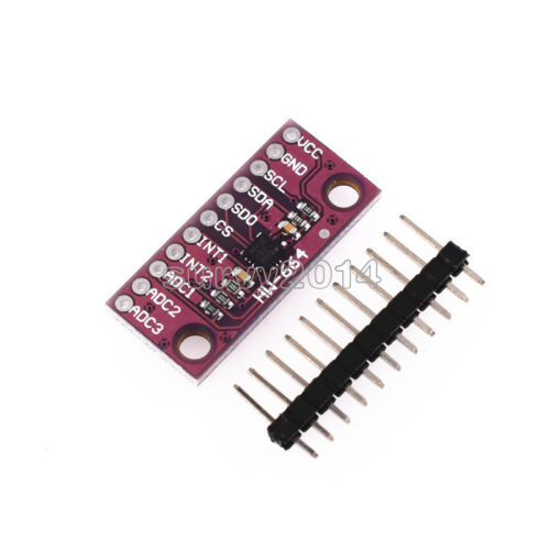 LIS3DSH 3-Axis accélération Nano Module Built-in Free Radical Repalce ADXL345