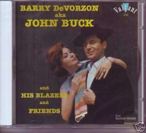 Barry-DeVorzon-John-Buck-amp-his-Blazers-and-Friends-CD