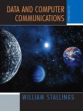 Data and Computer Communications (International Edition) by Stallings, William