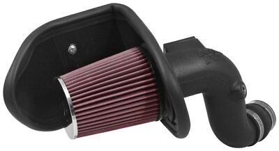 K/&N 63-3097 Performance Air Intake System