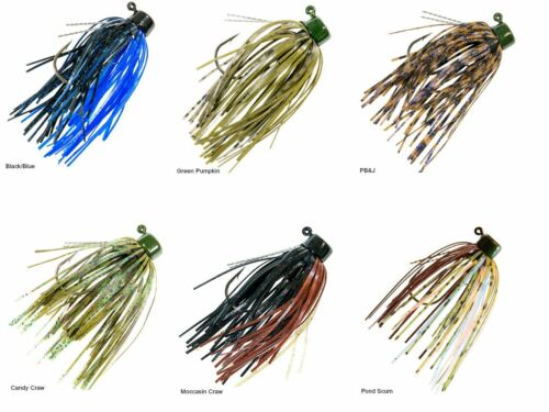 Choice of Colors and Sizes Z-Man ShroomZ Micro Finesse Jig
