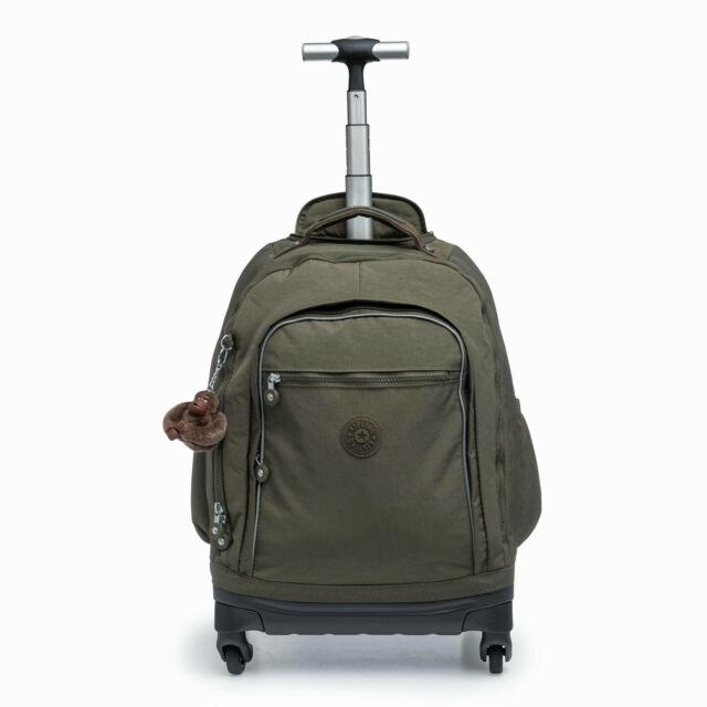 Kipling Echo II Metallic Rolling Backpack