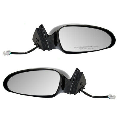 Passengers Power Side Mirror Glass Housing Heated for 00-07 Chevy Monte Carlo