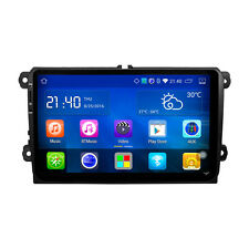 Android 5.1 Car Stereo 9 inch 800X480 GPS Navigation Radio WiFi Bluetooth Player