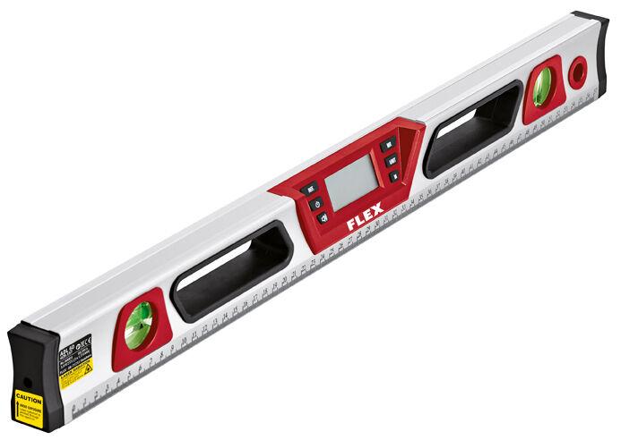 Flex  Digitale Wasserwaage ADL 60 mit Tasche              409 187