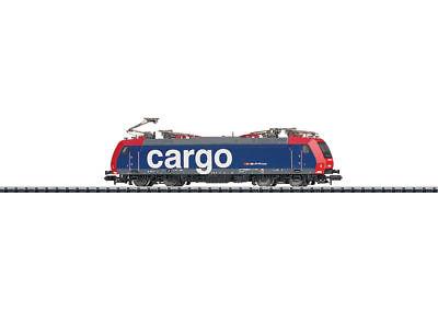 Indipendente Trix Minitrix 12188 Locomotiva Elettrica Serie Re 482 Sbb Cargo. # Nuovo In Squisito Artigianato;
