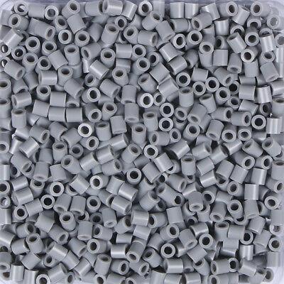 Bügelperlen Humor Artkal 1000 Midi Bügelperlen 5mm Oslo Gray S159 Creativsets Fuse Beads