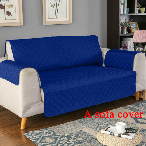 1//2//3 Seat Sofa Cover Couch Loveseat Slipcover Pet Dog Mat Furniture Protector