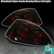 Smoked 00-02 Mitsubishi Eclipse JDM Altezza Tail Lights Lamp Left+Right Pair Set
