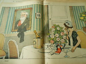 La-Veuve-Joyeuse-Humour-Print-1913