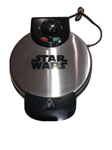 Star Wars-Death Star Waffle Iron Maker-Machine Kitchen Breakfast Disney - 900W