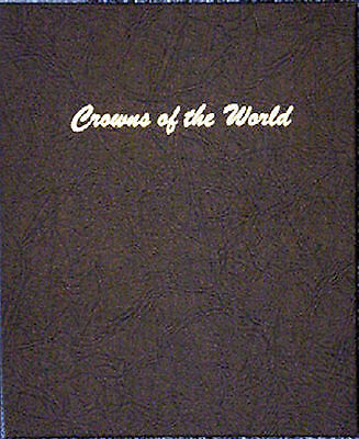 """DANSCO /""""7010/"""" CROWNS OF THE WORLD ALBUM NEW W// FREE SHIPPING!"""