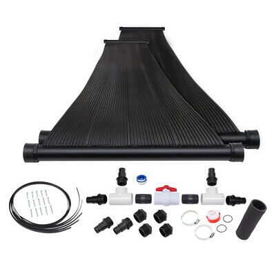 2-2'X12' SunQuest Solar Pool Heater with Diverter And Roof/Rack Mounting Kit