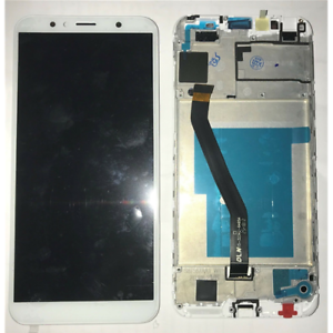 Touch Verre LCD Display+Frame pour Huawei Y6 2018 Honor 7a ATU-L11 L21 Blanc