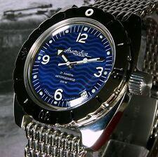 Vostok Amphibian, Amphibia Russian Auto Dive Watch, New, Boxed, UK seller