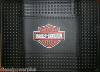 Harley Davidson Shield Mat Welcome Shop Color Cargo Suv Floor Home 24x34 (big)