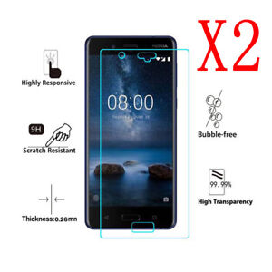 2pcs-9H-HD-Silm-Premium-Tempered-Glass-Screen-Protector-Film-Guard-For-Nokia-8