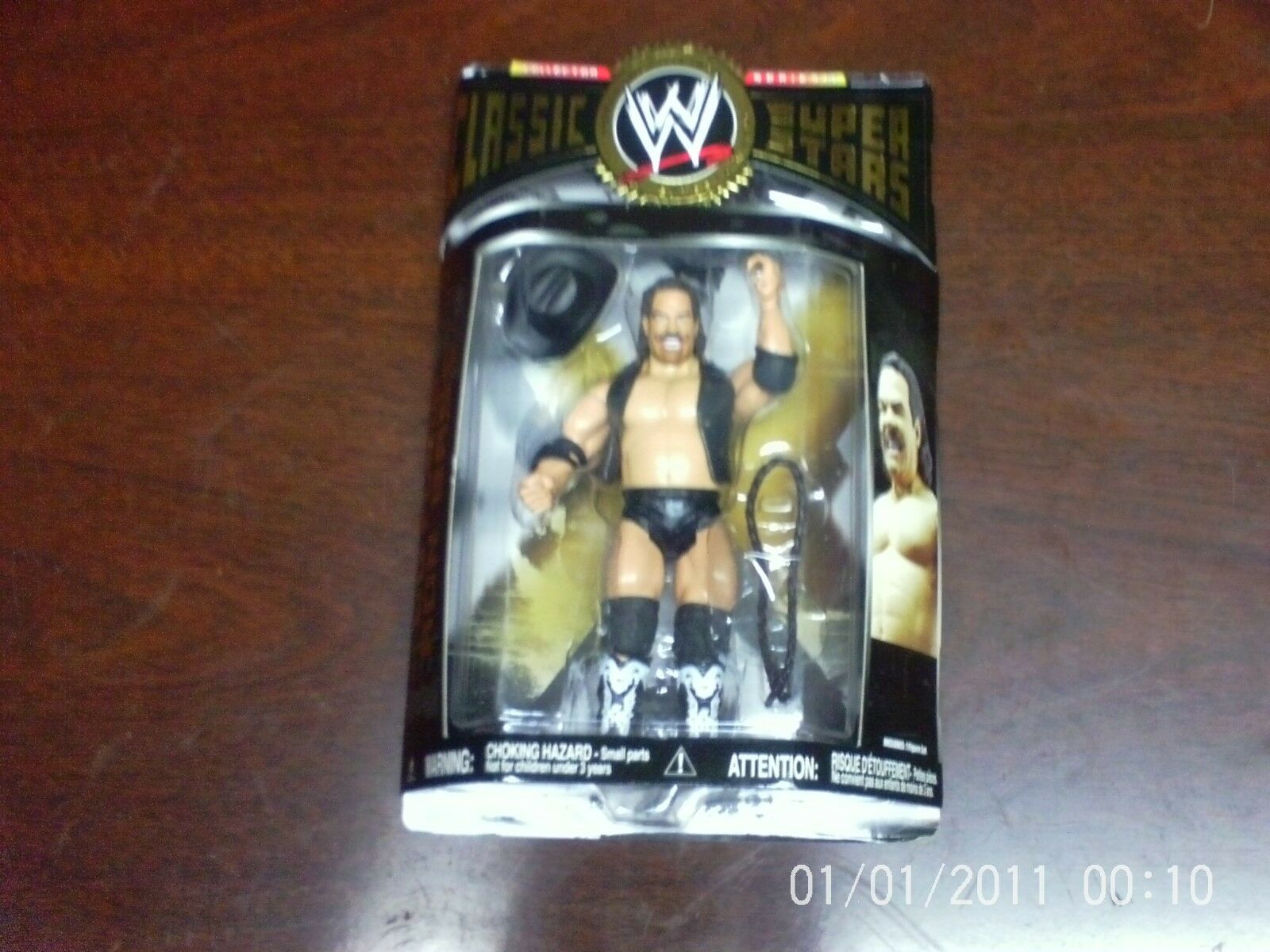 WWE CLASSIC SUPERSTARS OUTLAW RON BASS
