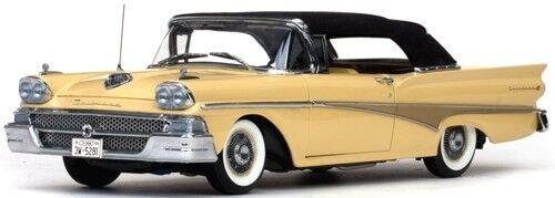 1958 ford fairlane 500 sunGold 1,18 sunstar 5224