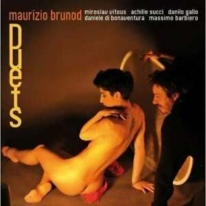 Maurizio Brunod - Duets CD Caligola