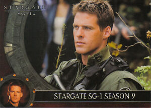 STARGATE SEASON NINE PROMOTIONAL CARD P1 - <span itemprop=availableAtOrFrom>Margate, United Kingdom</span> - We operate the ebay standard 14 day returns policy Most purchases from business sellers are protected by the Consumer Contract Regulations 2013 which give you the right to cancel the purc - Margate, United Kingdom