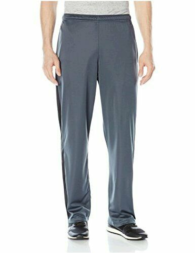 Hanes Men's Sport X-Temp Performance Training Pant, Stealth/Black, Size Large