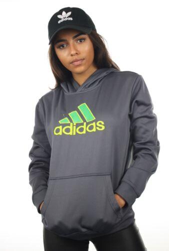 Adidas Big Sudadera con Polyester deportiva capucha para Logo mujer qTnPFw