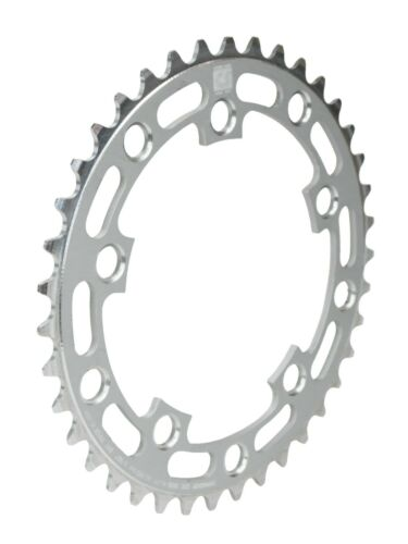 Porkchop BMX Chop Saw I single speed bicycle chainring 39T 110//130mm bcd SILVER