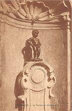 BR16674 Bruxelles la fontaine du manneken pissing  belgium postcard