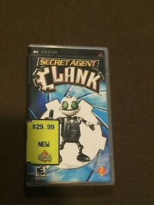 Sony-PlayStation-PSP-Video-Game-Secret-Agent-Clank-Rated-E