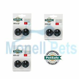 6 Petsafe Rfa 67d 11 Batteries For Dog Fence Collars Bark