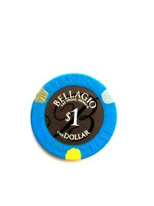Bellagio-Casino-Chip-Used-casino-chip-collectable