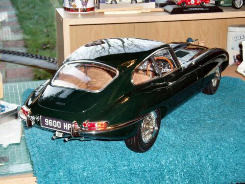 NEW Number plates for 1//8 scale Revell kit or DeAgostini E Type Jaguar partwork