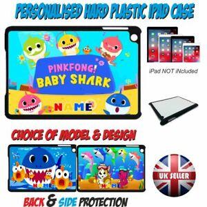 BABY-SHARK-PERSONALISED-HARD-PLASTIC-IPAD-CASE-choice-of-model
