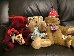Vermont-Teddy-Bear-Lot-FREE-SHIPPING