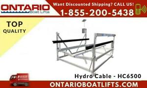 HYDRO-CABLE HC6500 - Hydraulic Cable Lifts - Ontario Boat Lifts - Top Quality - Call For Discounted Shipping Canada Preview