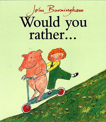 Serait You Rather? (Rouge Fox Image Livres) par John Burningham,Neuf Livre ,Sans