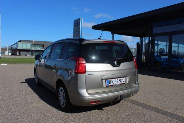 Peugeot 5008 1,2 e-THP 130 Style 7prs - billede 2