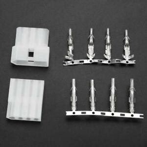 5pcs-4-Pin-Plug-and-Socket-Cable-Connector-Adapter-for-ICOM-Antenna-Tuner-AT-120